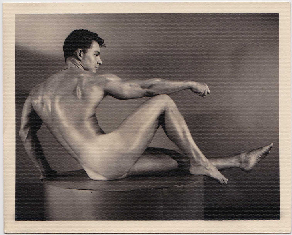 Bruce of Los Angeles: Reclining Nude