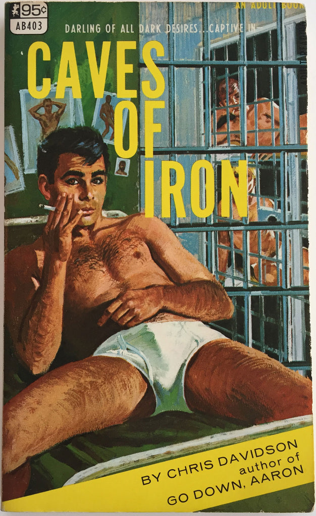 Caves of Iron: Vintage Pulp Novel