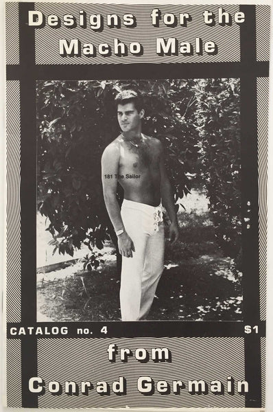 Conrad Germain No. 4: Gay Fashion Catalog