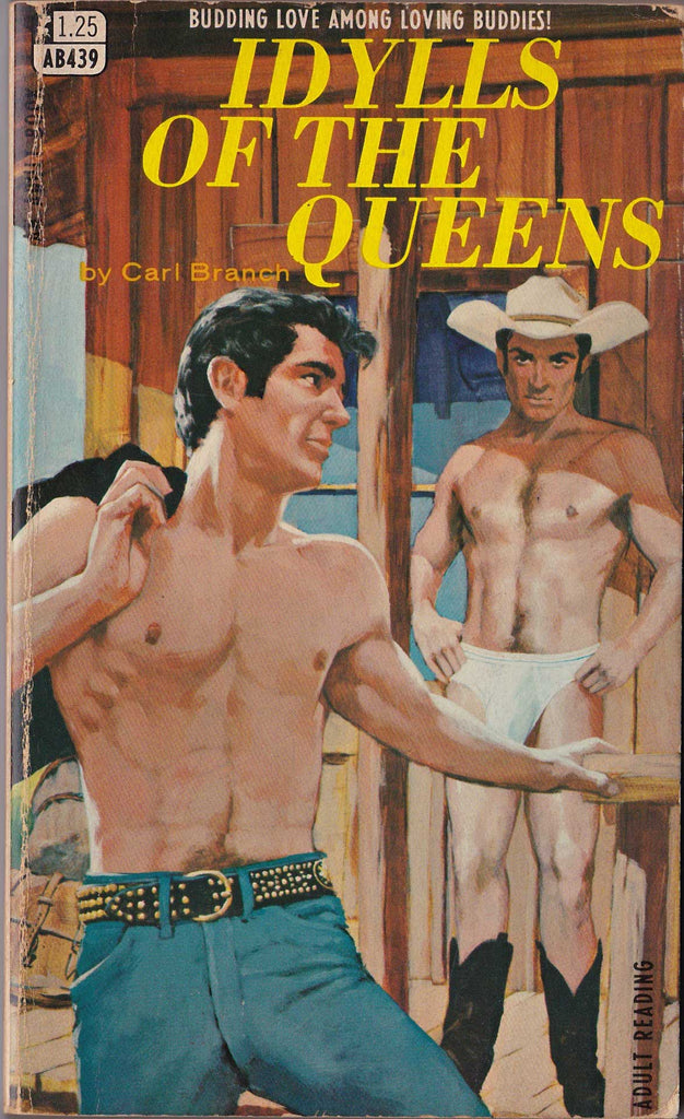 Idylls of the Queens: Vintage Gay Pulp Novel