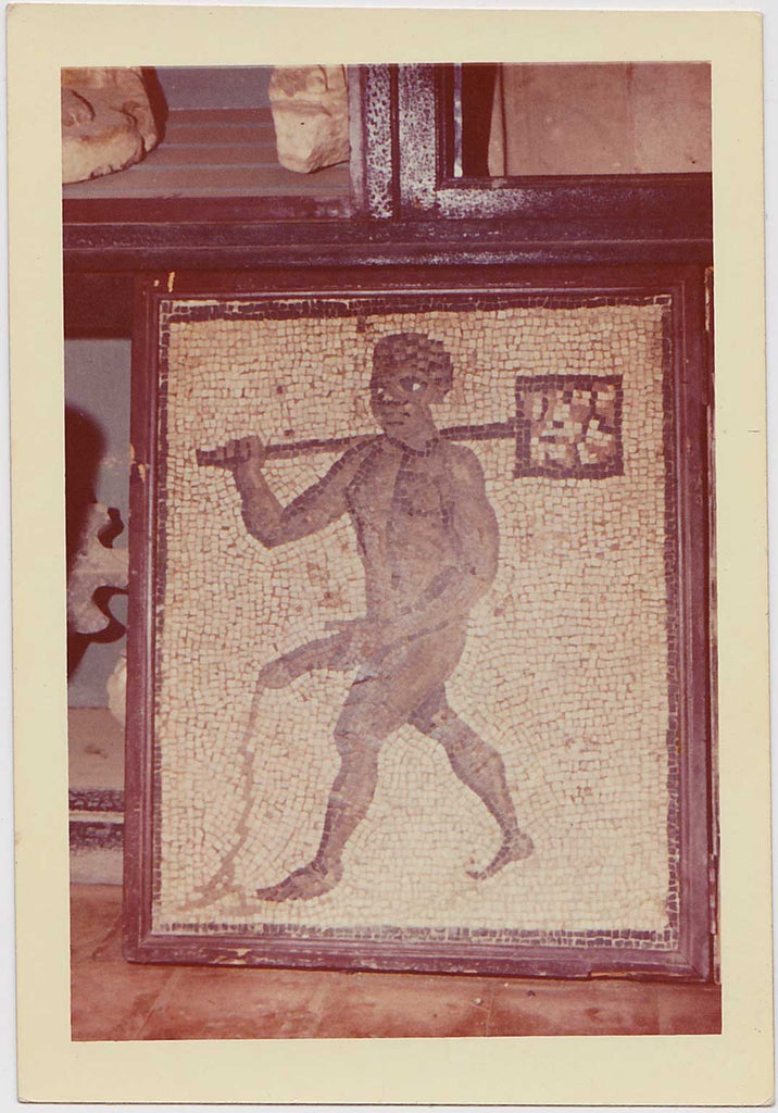 Antique Shop Mosaic: Vintage Gay Photo