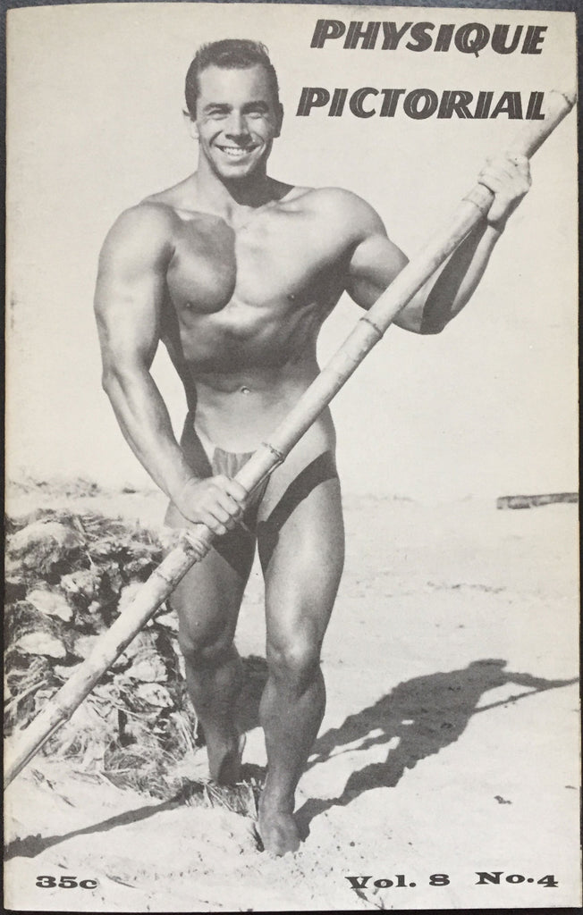 Physique Pictorial Magazine Winter 1958