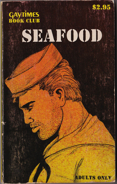 Seafood: Vintage Gay Pulp Novel