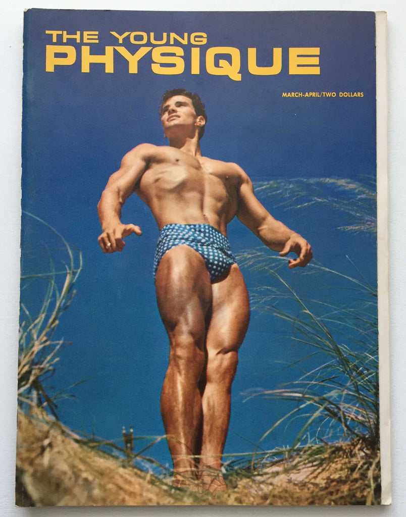 The Young Physique Magazine March/April 1964 Glenn Bishop