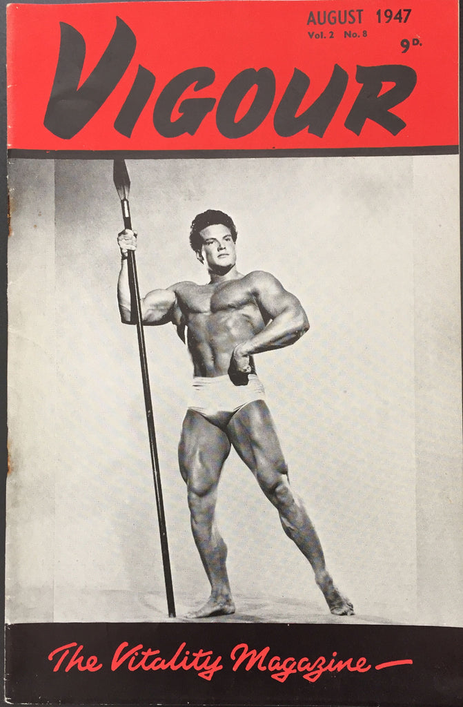 Vigour: Vintage Physique Magazine