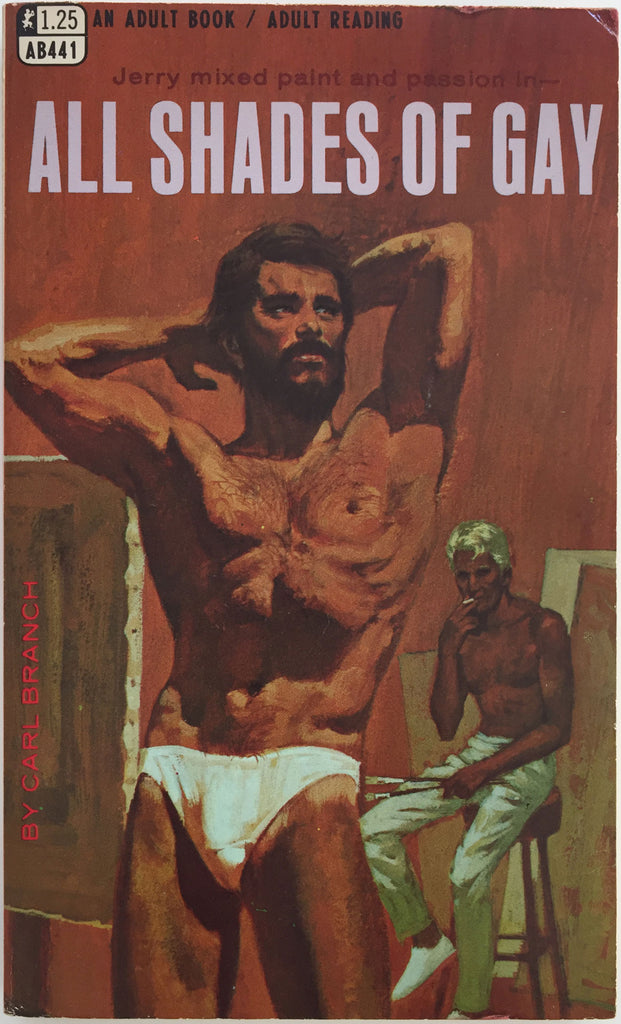 All Shades of Gay: Vintage Pulp Novel