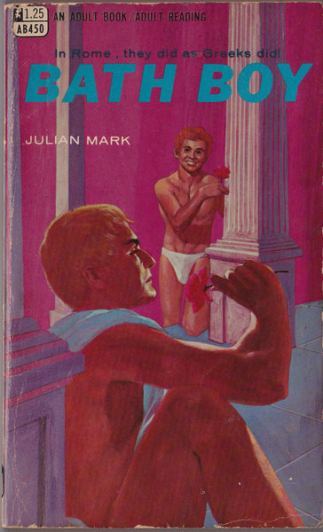Bath Boy, Vintage Gay Pulp Novel