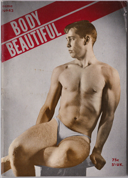 Body Beautiful 43: Vintage Physique Magazine