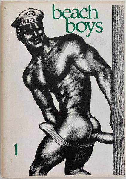 Beach Boys 1  Illustrated by Tom of Finland Undated c. 1970s