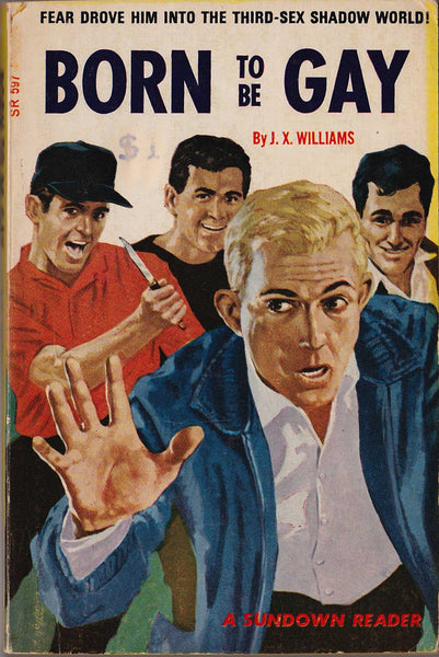 Born to Be Gay: Vintage Pulp Novel