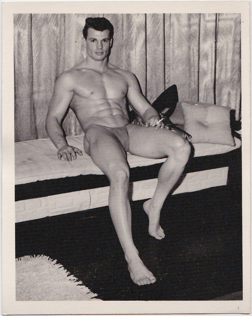 Kris Studio Male Nude: George O'Mara