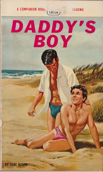 Daddy's Boy: Vintage Gay Pulp Novel