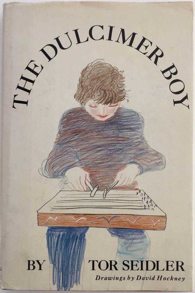 The Dulcimer Boy: Vintage Illustrated Book
