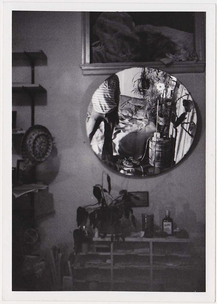 Still Life with Mirror and Hard-on