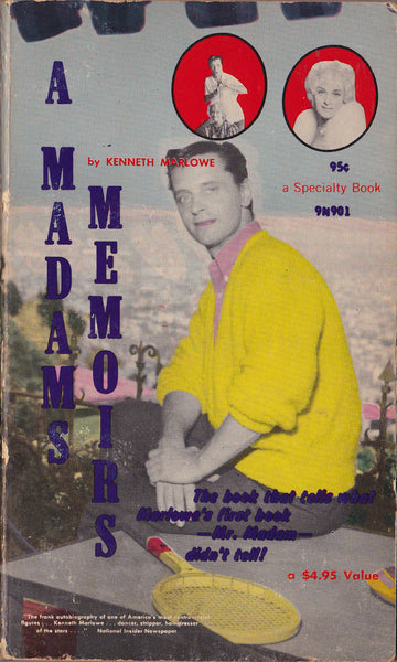 A Madam's Memoirs: Vintage Gay Bio