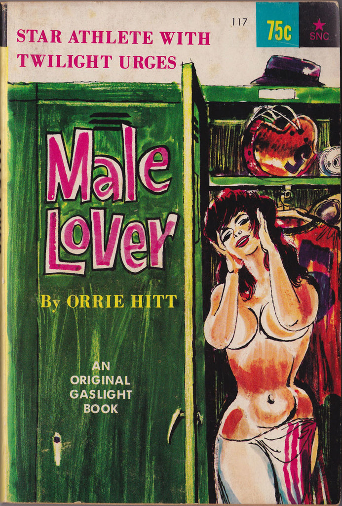 Male Lover: Vintage Gay Pulp Novel