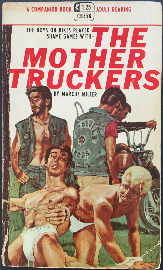 The Mother Truckers: Vintage Gay Pulp Novel