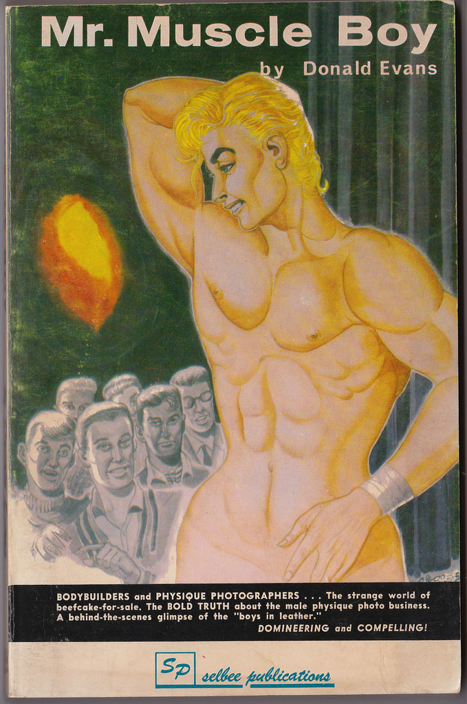 Mr. Muscle Boy: Vintage Gay Pulp Novel