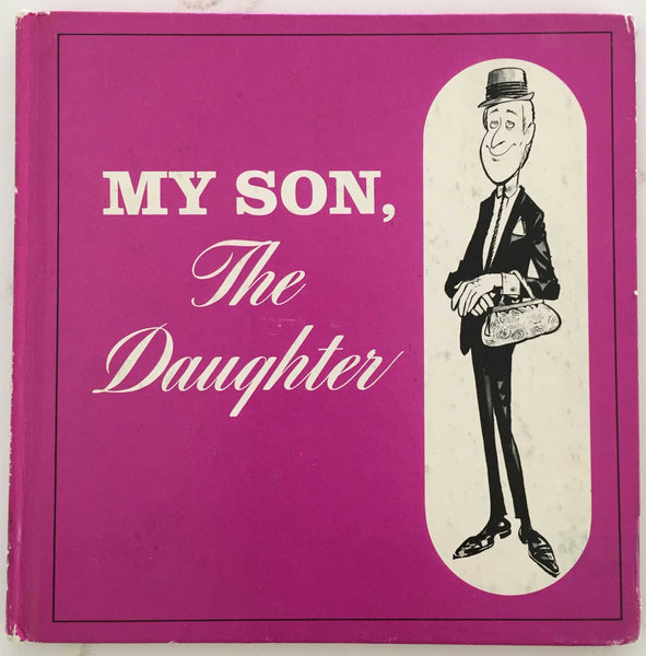 My Son, The Daughter: Vintage Gay Illustrated Book