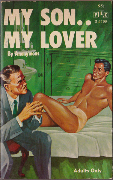 My Son My Lover: Vintage Gay Pulp Novel