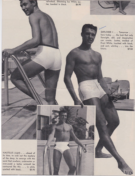 Philmar Vintage Gay Fashion Catalog