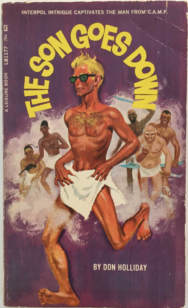 The Son Goes Down: Vintage Gay Pulp Novel