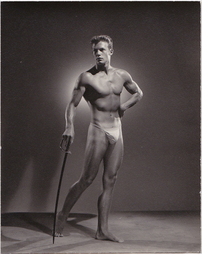 Spartan of Hollywood: Peter Gordon