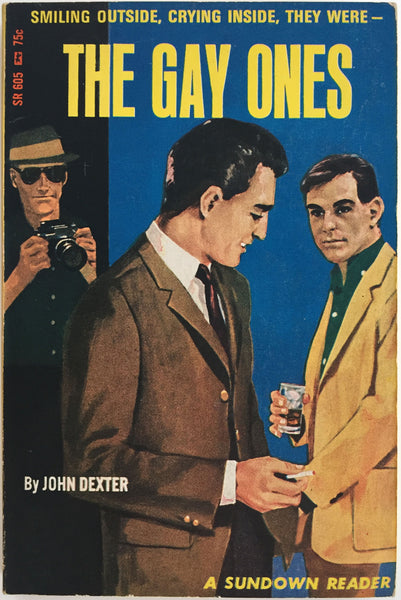 The Gay Ones: Vintage Pulp Novel