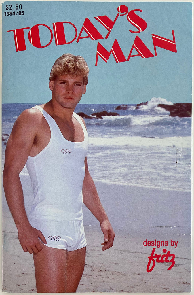 Today's Man: Gay Fashion Illustrated Catalog 1984-85