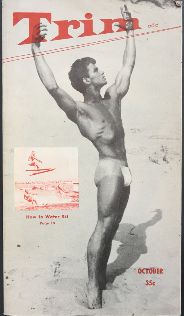 Trim Vintage Physique Magazine