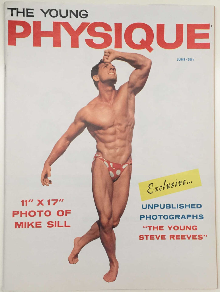 The Young Physique: Vintage Physique Magazine June 1959
