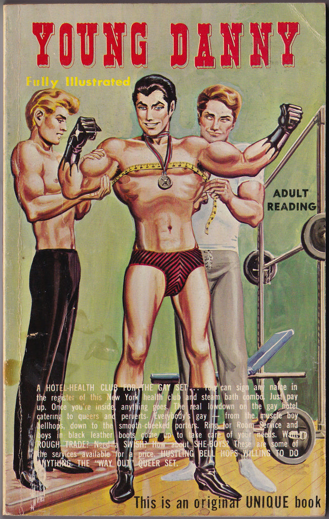 Young Danny: Vintage Gay Pulp Novel