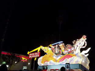 A Cross-Cultural Christmas: Nebuta in the 85th Annual Christmas Parade