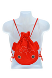 金魚 Kingyo Drawstring Backpack