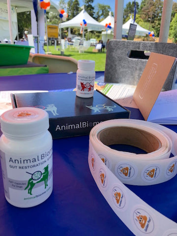 AnimalBiome Gut Microbiome Restoration Pet Supplements for dogs and cats