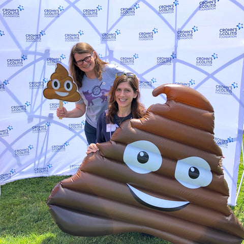 AnimalBiome at the Inflammatory Bowel Disease Awareness Walk: Crohn's and Colitis Foundation