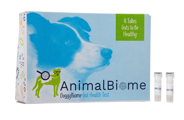 DoggyBiome: Gut Health Test (Two Tests)