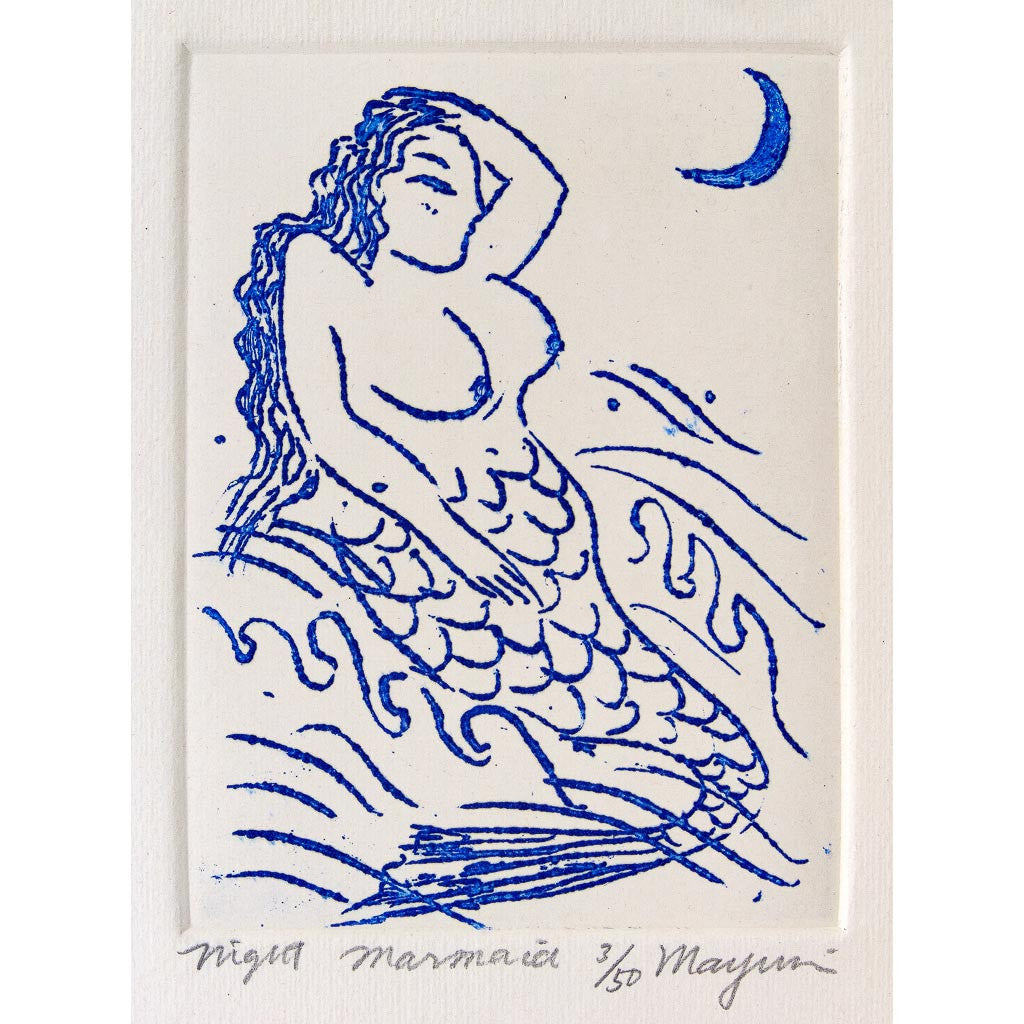 Night Mermaid