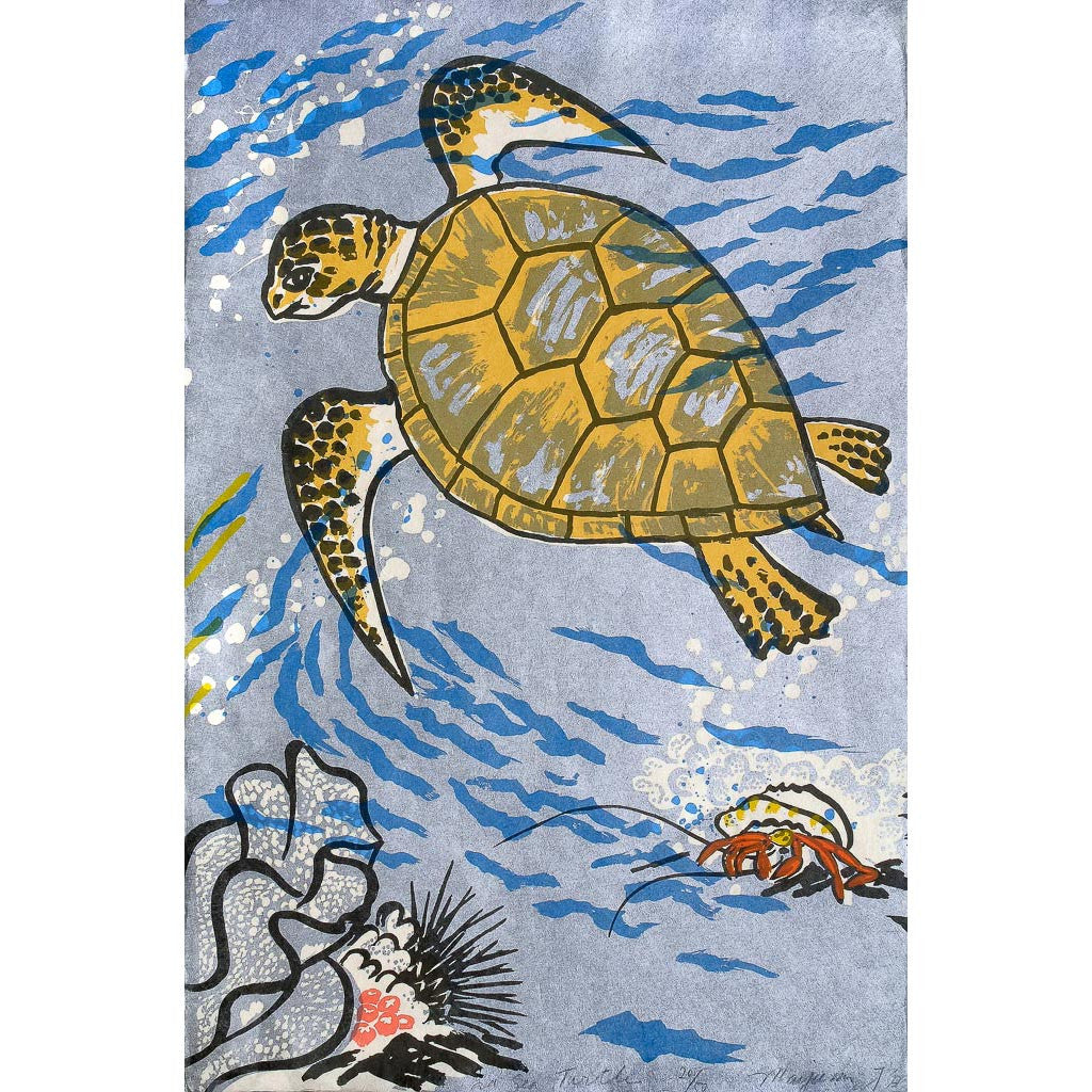 Sea Turtle, sold as single
