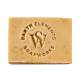 Earth Elements Soapworks- Goats Milk + Oatmeal with Honey Soap