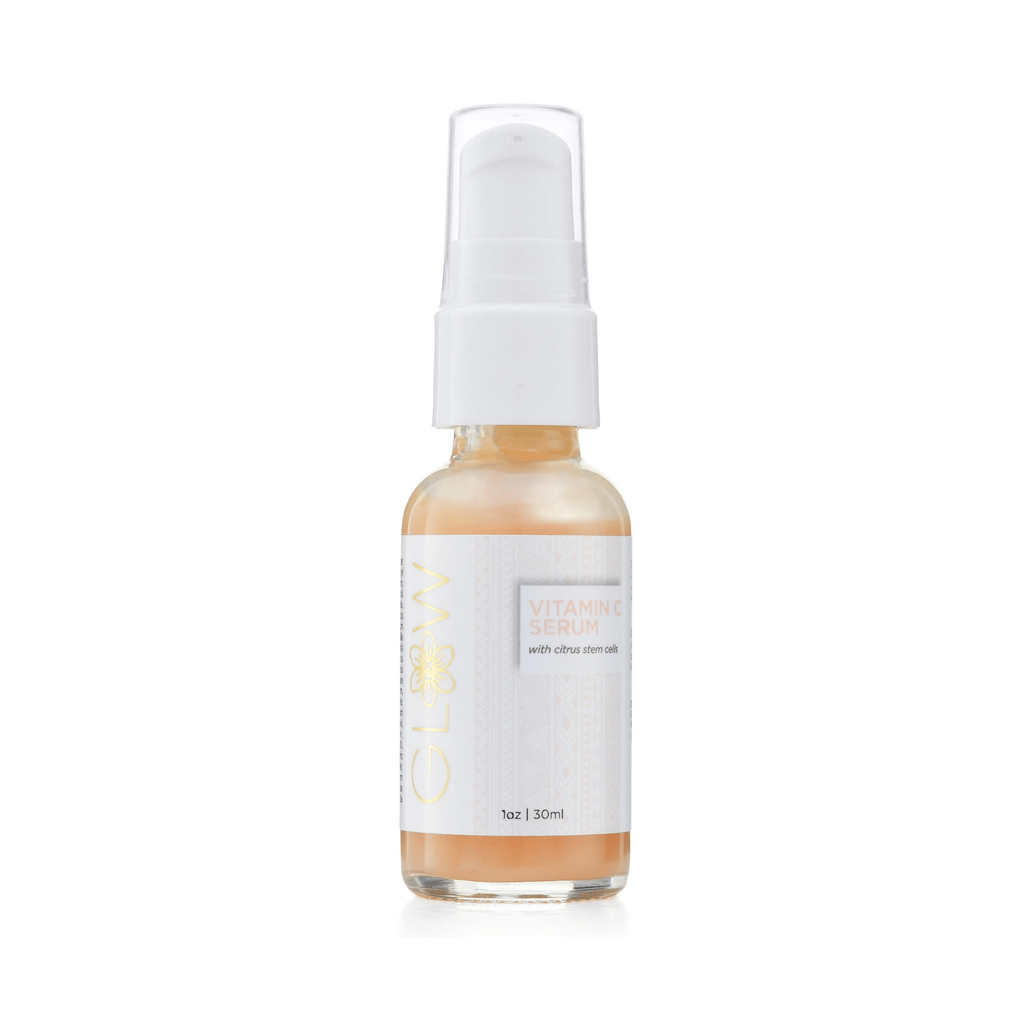 GlowRx Skincare- Vitamin C Serum with Citrus Stem Cells