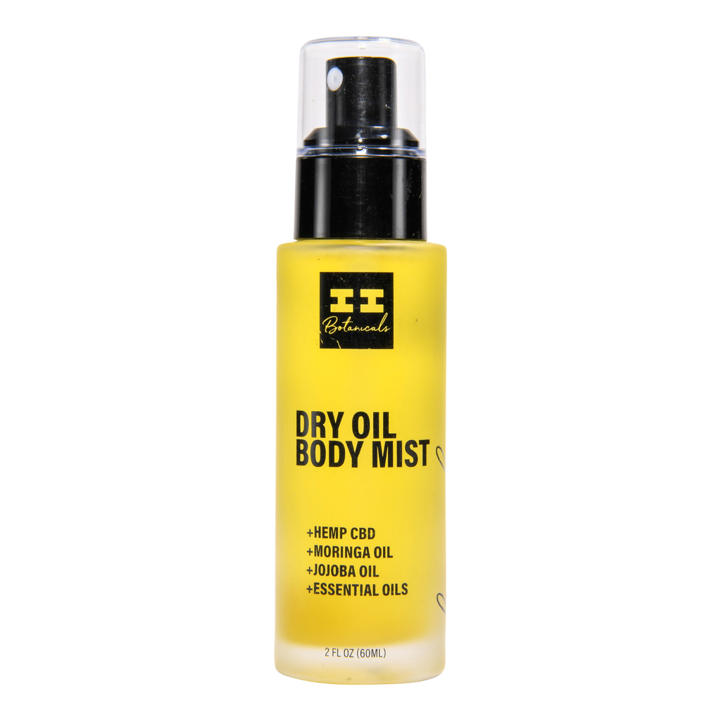 CBD Dry OIl Body Mist