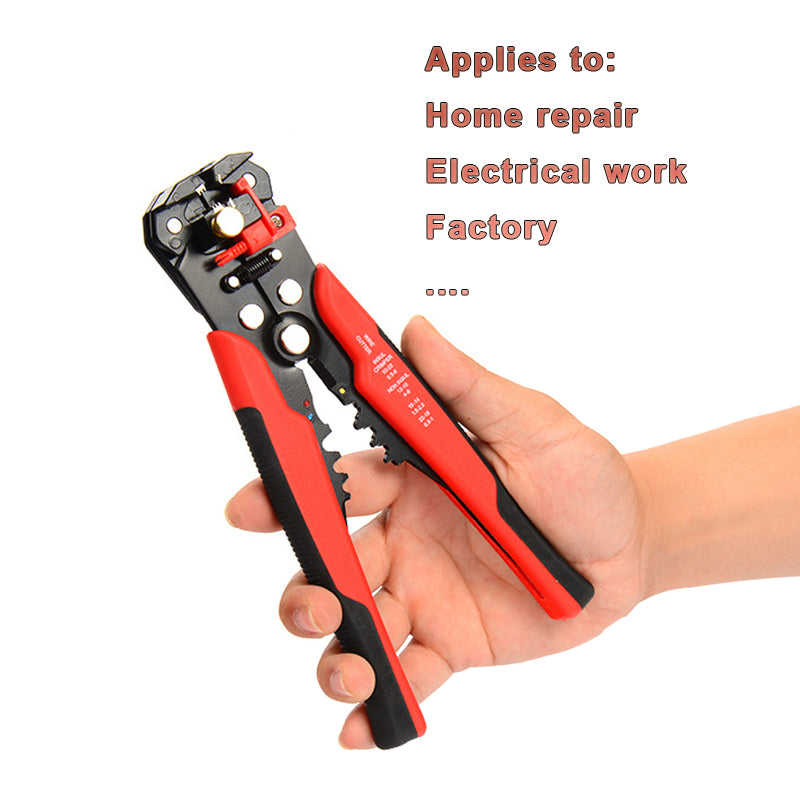 Power Tool 3 in 1: Automatic Cable Wire Stripper, crimping plier ...