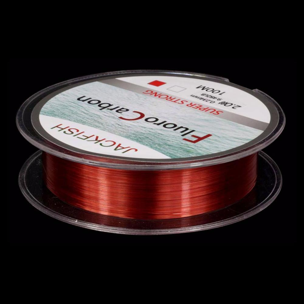 100M Fluorocarbon Fishing Line – Genuine Fishing