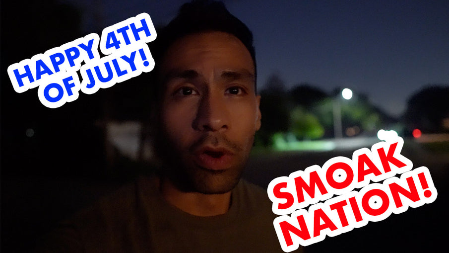HAPPY 4TH OF JULY GOD BLESS AMERICA AND GOD BLESS THE SMOAK NATION! @Smoakpipe @3twothreeOfficial