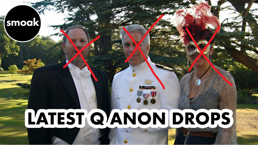 JIZZLANE MAXWELL ARRESTED! - LATEST Q ANON DROPS @Smoakpipe