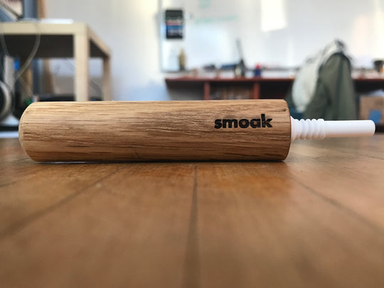 Smoak Ceramic Nectar Collector Honey Dabber Tip (Smoakpipe Not Included)