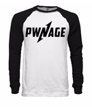 Long Sleeve Pwnage Shirt
