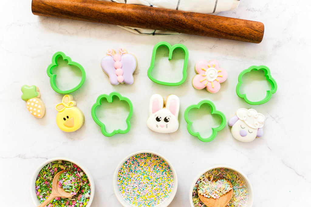 Spring 2019 Set of 5 Cookie Cutter