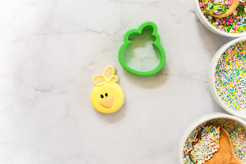 Spring Chick Cookie Cutter